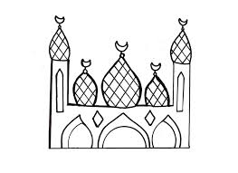 Download Islamic Coloring Pages 3