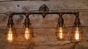 The Brilliant And Interesting Rustic Bathroom Vanity Lights With Lighting Ideas 18