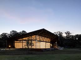 100 Bark Architects Gallery Of Curra Community Hall Design 6