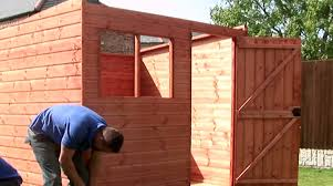 6x3 Shed Bq by Standard Pent Video Guide Youtube