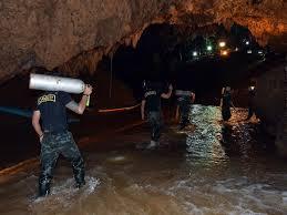 Rescatan A Los 12 Niños Atrapados En Una Cueva En Tailandia ElSol