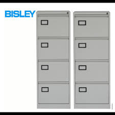 Bisley Filing Cabinet 2 Drawer by 2 X Bisley Goose Grey Contract Filing Cabinet 4 Drawer Special
