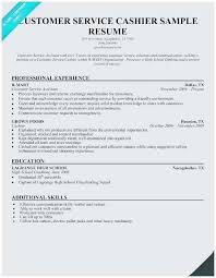 Sample Resume For Cashier Retail Stores Popular Examples Noxdefense