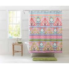 Bathroom Curtains At Walmart by Paris Shower Curtains