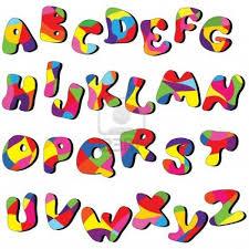 Alphabet Coloriage