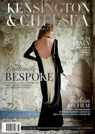 Kensington Chelsea Magazine March 2014 By Runwild Media Group