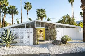 100 Palmer And Krisel Nab A Dreamy Pad In Palm Springs For 829K Curbed