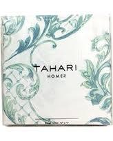 Tahari Home Curtains Yellow by New Year U0027s Shopping Savings Tahari Fabric Shower Curtain Gray And