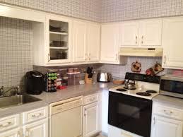 Moen Hands Free Faucet by Granite Countertop Flat Panel Cabinet Doors Sink Corner Moen
