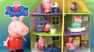 peppa pig la nouvelle maison familiale peppa s family home jouet