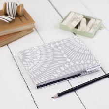A6 Nickel Sketchbook