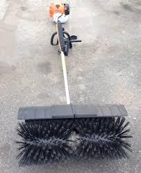 Finally Got A Stihl Power Sweeper
