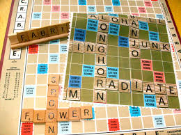 Standard Scrabble Tile Distribution by Word Game Fabric Designs Lavaguy Com