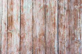 Distressed Weathered Painted Wood Texture Close Up As Background