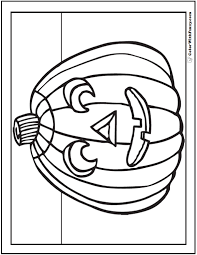Pumpkin Patch Coloring Pages by 72 Halloween Printable Coloring Pages Customizable Pdf