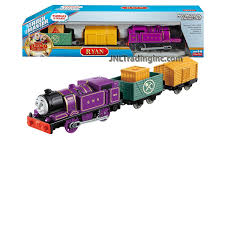 Trackmaster Tidmouth Sheds Toys R Us by And Friends Trackmaster Motorized Railway 3 Pack Train Set Ryan