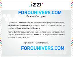 Problemas De Velocidad De Subida Con IZZI YouTube