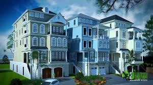 100 Beach House Architecture 3D Walkthrough Architectural Animation Interior Exterior Design