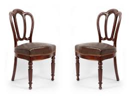 10 French Empire Mahogany Dining Chairs | NEWEL Homepop Parsons Ding Chair Red And Gold Damask Lane Fabric Accent Tags Small Striped With Armrests Wooden Windsor Style Ding Chairs Newel Balloon Back Mahogany Classic Parson Set Of 2 Linen Store Luxurious Cover Form Fitting Soft Slipcover 4 6 Peter Corvallis 33 Types Of Classy Pictures Seat Covers For Chairs Pillow Perfect Reversible Pad Redtan Carmilla Pier 1 Imports New