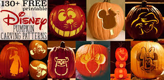 Alien Pumpkin Designs by Disney Pumpkin Stencils Over 130 Printable Pumpkin Patterns
