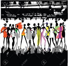 Fashion Show Runway Clipart