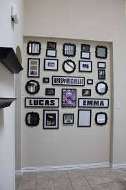 Wall Picture Collage Frames