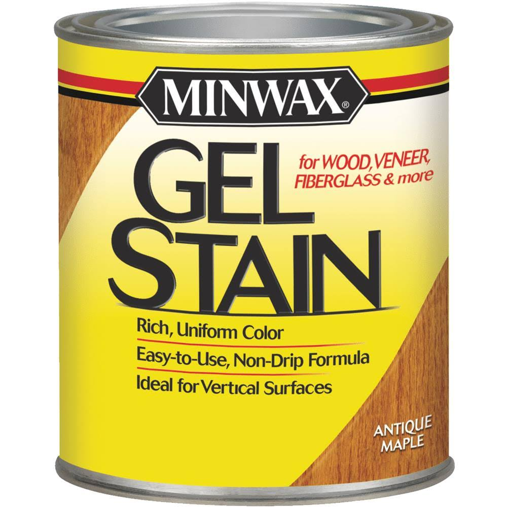Minwax Antique Maple Gel Stain