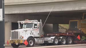 100 Truck Stuck Under Bridge Gets Stuck Under Overpass Bridge Deemed Safe