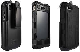 """Check out the video of the """"Uncut live footage of the new Ballistic HC Case for the iPhone 4"""""""