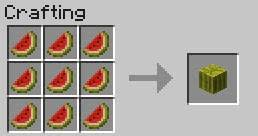 Minecraft Melon Seeds by Food Crafting Recipes Minecraft Game Guide Gamepressure Com