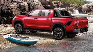 100 Toyota Hilux Truck 2018 Getting Luxurious Version