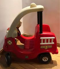 100 Step 2 Fire Truck Free Delivery Engine Made In USA Bayi