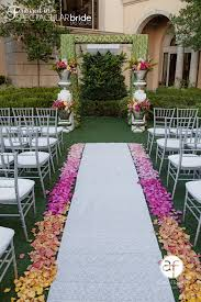 EFI Las Vegas Wedding Ceremony Decor
