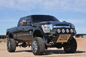 Lifted Off Road Ford Truck - Off Road Wheels