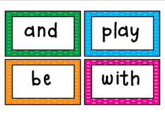 240x186 High Frequency Words Clipart 79