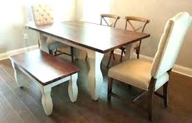 Farmhouse Style Dining Room Table And Chairs Plans Sets Country Appealing Inspiring