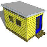 8x8 gable shed front 8x8 shed plans pinterest room