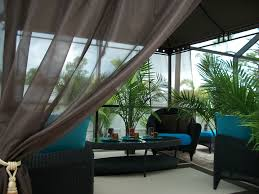 Nicole Miller Home Two Curtain Panels by Patio Pizazz Com U2013 Outdoor Gazebo Drapes