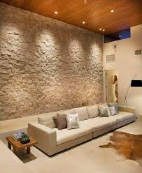 parement mural naturelle mur blanche interieur mur blanche interieur chic