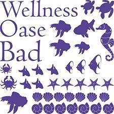 grazdesign wasserfeste fliesen aufkleber wellness oase