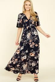 lovely navy blue dress maxi dress 54 00