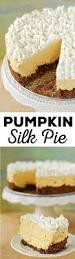 Splenda Pumpkin Pie Crustless by Best 25 Pumpkin Mousse Ideas On Pinterest Pumpkin Dessert