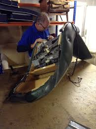 Dental Chair Upholstery Service by Dental Chair Upholstery Project By South West Upholstery