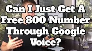Get A Free 800 Number For Your Business Through Google Voice ... Google Voice Was Finally Updated Heres What Its Like Now Getvoip Reportedly Removing Sms Capabilities From Hangouts In May Gxv3240 Ip Video Phone For Android Grandstream Networks Amazoncom Gvmate Voip Adapter With And New Tutorial How Do I Get A Number Youtube X50 Small Business System 7 Is Does Work Pros Cons Of Using As Primary To Change Different Account Recording Calls