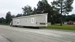 Mobile Home Mover Tyler Transporter of Manufactured Homes in