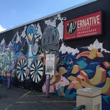 The Murals Of Lynlake by Lynlake Business Association