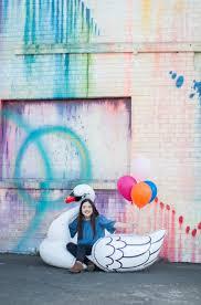 Deep Ellum Wall Murals by Senior Pictures Downtown Houston Art Streetart Balloons