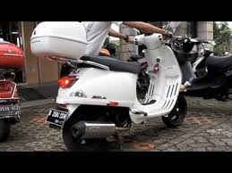 Remus Exhaust Full System For Vespa S LX