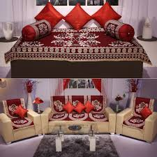 Black Sofa Covers India by Azaani Bed Sheets Buy Azaani Bed Sheets Online At Best Prices In