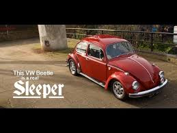 Learn All About This Amazing VW Beetle Sleeper